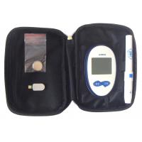 digital blood glucose monitors with free test strips and lancets of