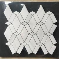 White Diamond Dolomite Nature Stone Mosaic Tile For ...