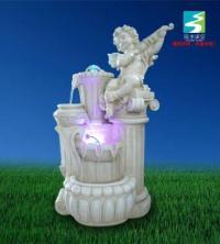 Angel Water Garden Fountain TM9101 - 90917579