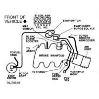 Engine Diagram For 94 Buick Century 3 1l V 6 Wiring