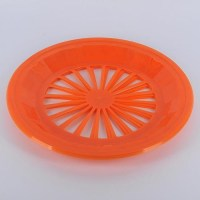 Reusable Plastic Paper Plate Holder for Picnic, BBQ ...