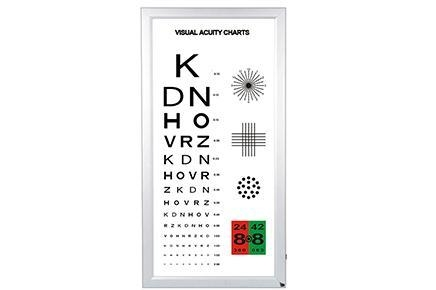 Optometry Equipment CT2304-B3778 LED Distance Visual