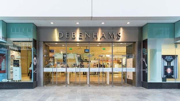 Debenhams Store London | Source: Shutterstock