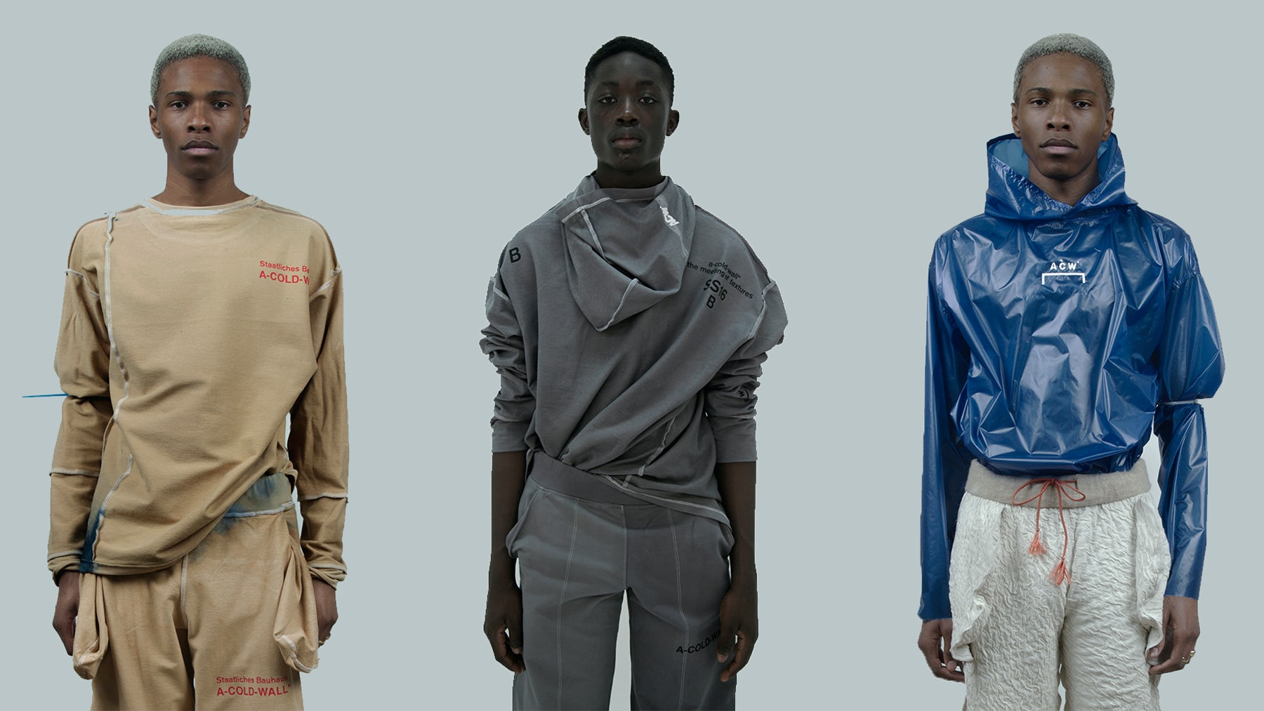 A-Cold-Wall Spring/Summer 2016 | Source: A-Cold-Wall