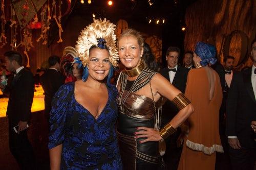 Daniela Falcão with Donata Meirelles | Photo: Pedro Padrella