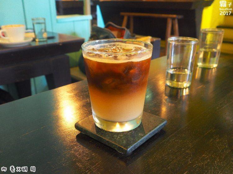 <台中咖啡> 內巷 x 胡同 咖啡,精誠路巷弄內的人文咖啡館,喝咖啡聊是非風花雪月的隱蔽小場所!(台中咖啡館/台中咖啡廳/精誠路咖啡)
