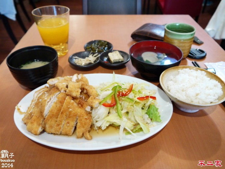 <台北˙食遊> 「不二家」平價和風餐坊,居家式小餐館。(漫步中山捷運站「台灣好,店」)