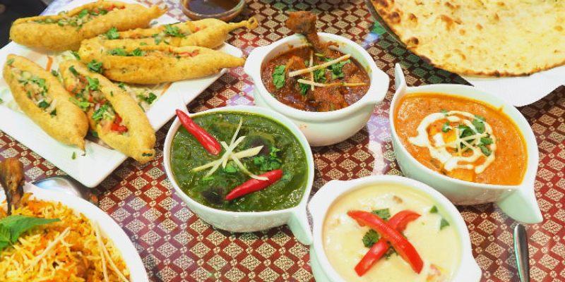 <台中印度料理> 斯里印度餐廳,公益路旁印度餐廳,推新菜色炸辣椒、香料雞肉悶飯,還有商業午餐跟外送餐盒!(公益路美食/台中印度餐廳/試吃)