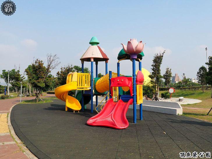 20180930175327 12 - 海線親子遊憩公園,有3D海洋彩繪圖、IG風彩虹椅、草地迷宮,占地寬廣設施齊全~