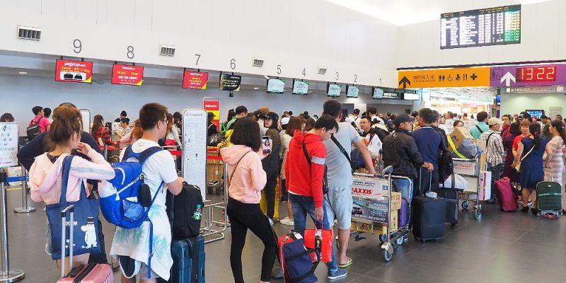 <台中旅遊> 台中國際機場,台中直飛曼谷拓增國際航點,新增自動通關系統,方便中台灣民眾出國旅遊!