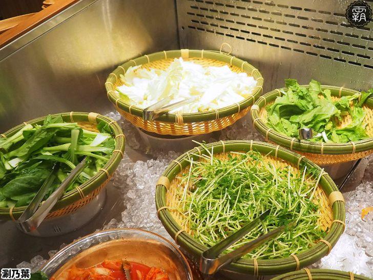 20190901200937 77 - 文心秀泰影城吃到飽火鍋,涮乃葉日式涮涮鍋,野菜吧隨你拿食材豐富有質感~