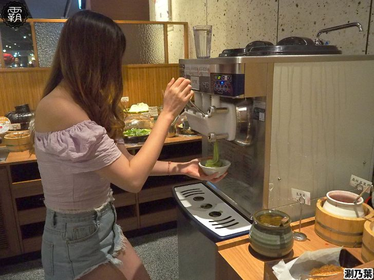 20190901201605 62 - 文心秀泰影城吃到飽火鍋,涮乃葉日式涮涮鍋,野菜吧隨你拿食材豐富有質感~