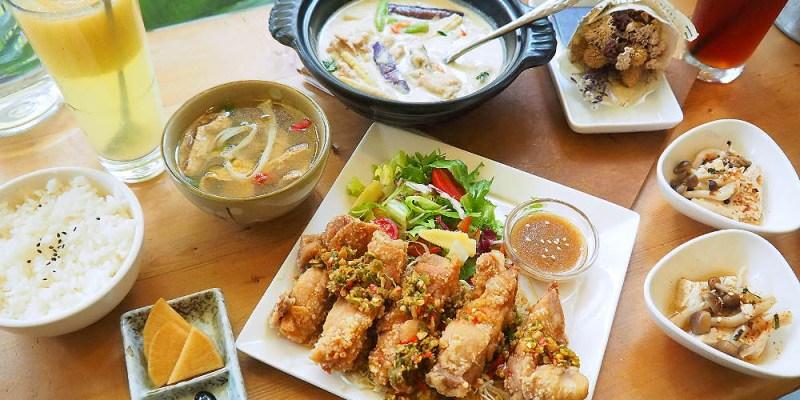 <台中食堂> 不設限食飲空間,美術館綠園道旁美味定食料理,有無印良品氛圍的食堂!