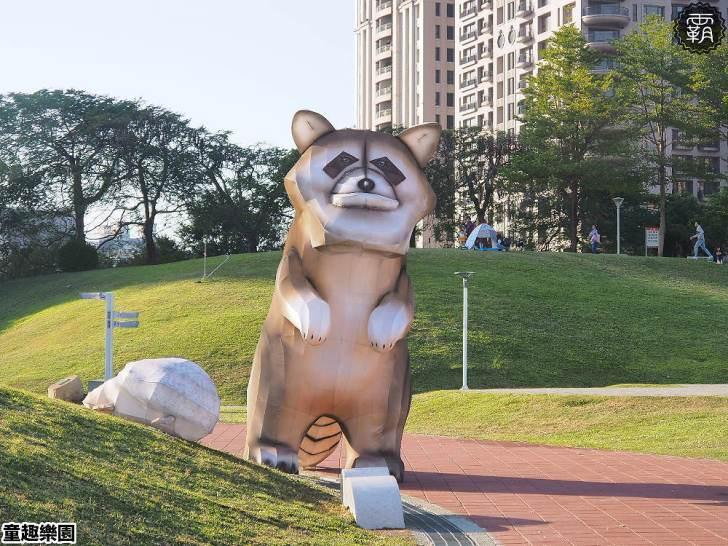 20191213200408 55 - 戽斗星球動物現身文心森林公園,動物童趣樂園即將熱鬧登場!