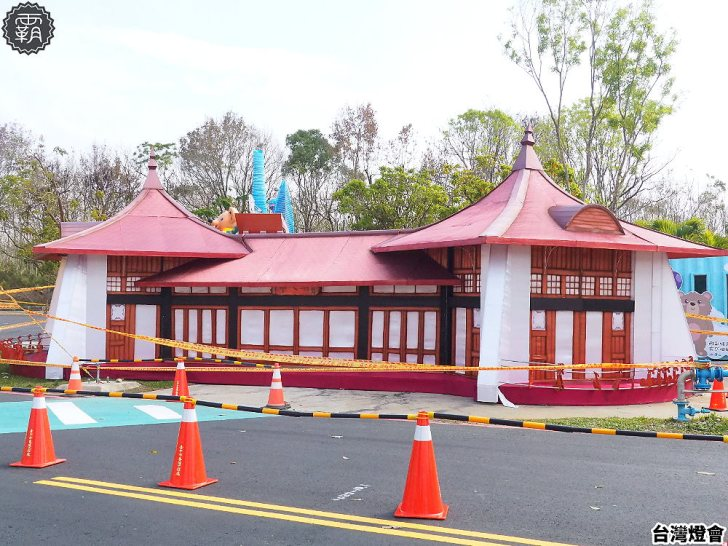 20200203214653 94 - 2020台灣燈會,主展區在后里森林園區、馬場園區,動物花燈現身!