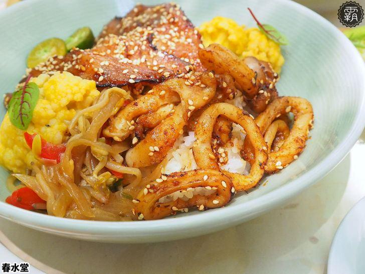 20200413195358 99 - 春水堂也能吃到牛丼飯,米食套餐台中限定門市新推出,還有海陸雙拼主菜!