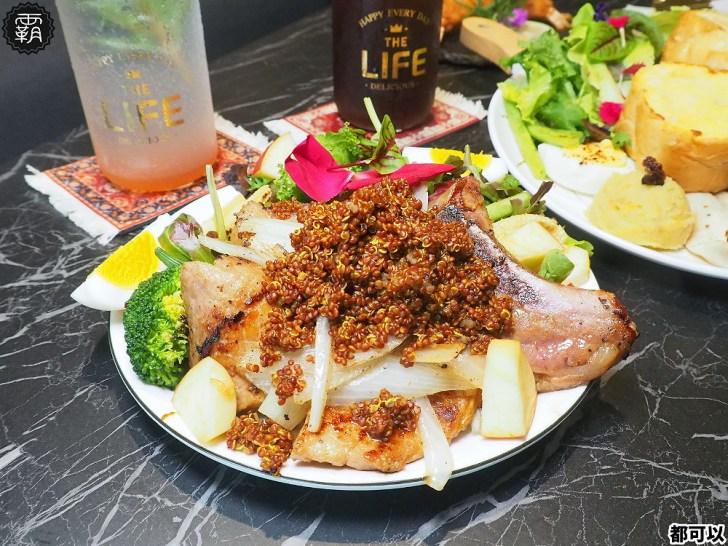 20200602110344 26 - 熱血採訪│都可以早午餐滿滿藜麥入菜!重量級豬排沙拉吃起來!