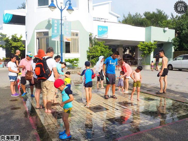 20200630200319 25 - 大小朋友一起去玩水,向海那漾濱海露營區戲水泳池開放拉!