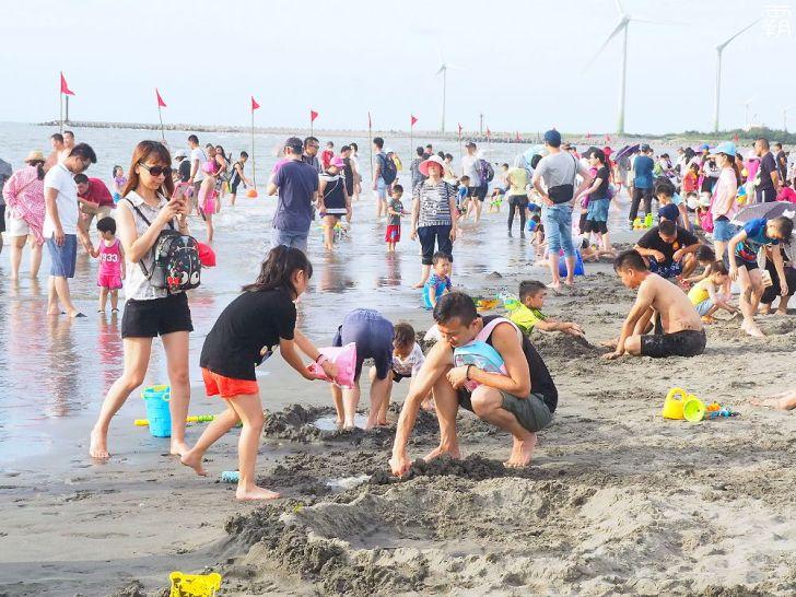 20200630200950 71 - 大小朋友一起去玩水,向海那漾濱海露營區戲水泳池開放拉!