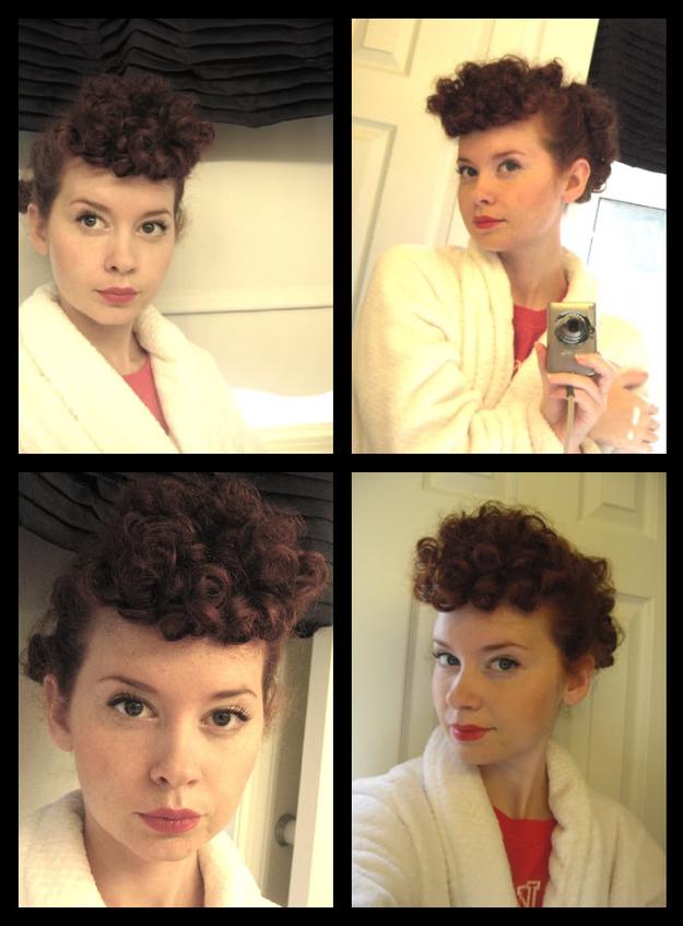 Lucille Ball Hair
