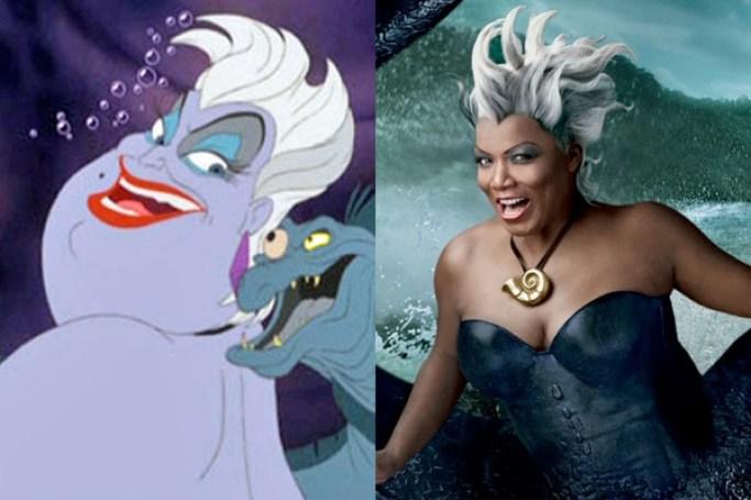 Image result for Queen Latifah - Ursula