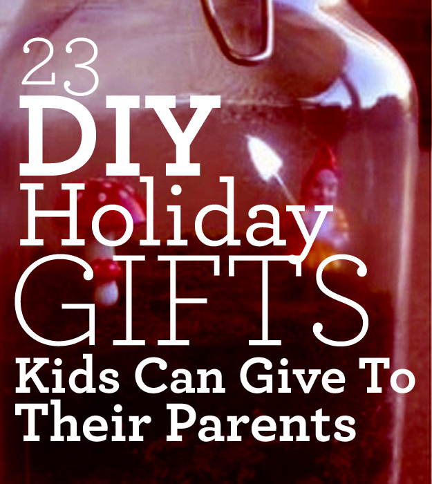 Kids Christmas Gifts For Parents