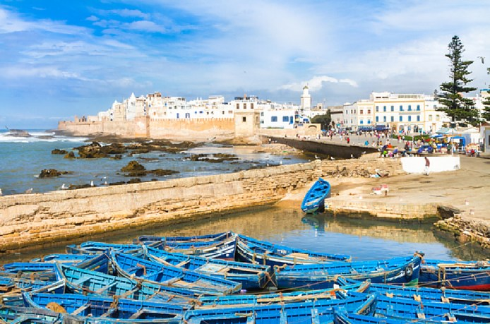 Port of Essaouira