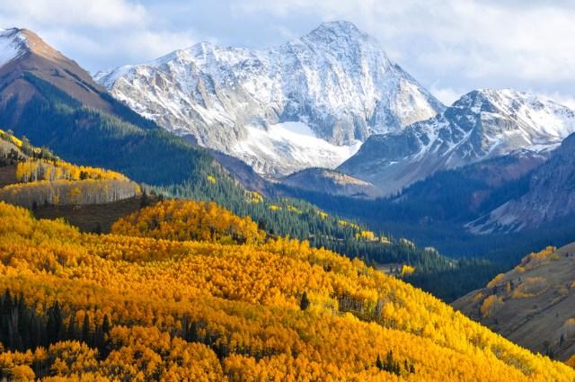 Maroon Bells-Snowmass Wilderness, Colorado