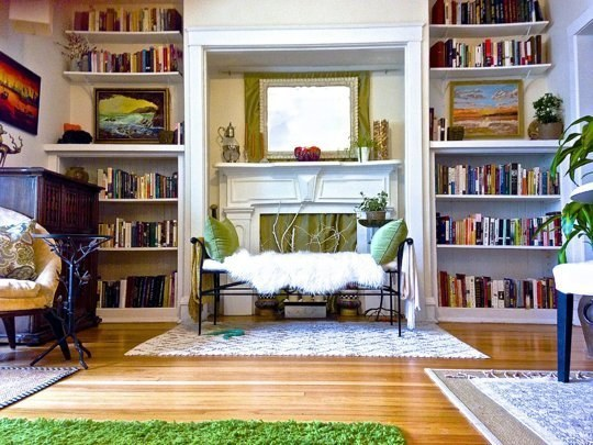 decorating small living room apartment ideas designs 19 foolproof ways to make a space feel so much bigger especially useful in studio apartments this creates the appearance of having more than one