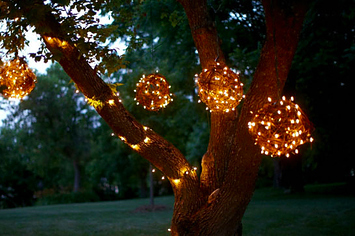 Fall String Lights Wallpaper Weddings 28 Outdoor Lighting Diys To Brighten Up Your Summer