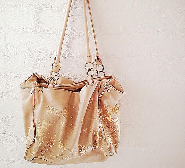 Foil your bag.