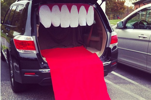 36 Trunk Or Treat Themes That Really Nailed It