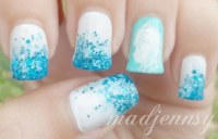 Gallery For > Easy Frozen Nails