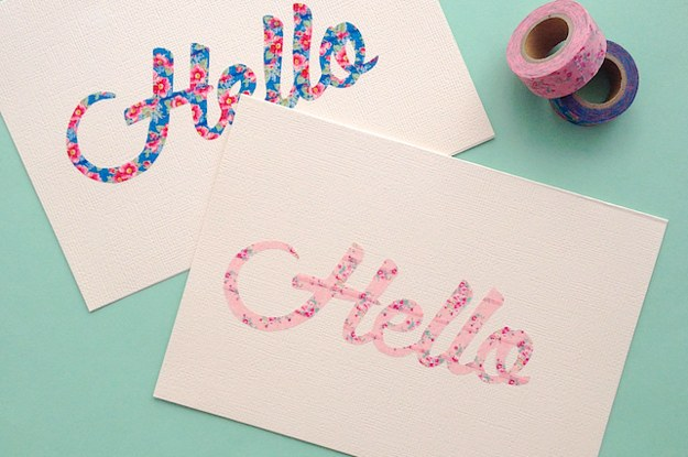 17 diy stationery projects