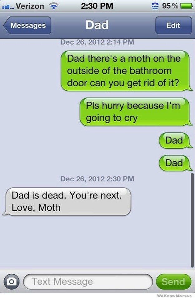 the 32 funniest text