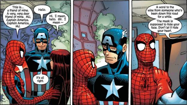 30 reasons spider man
