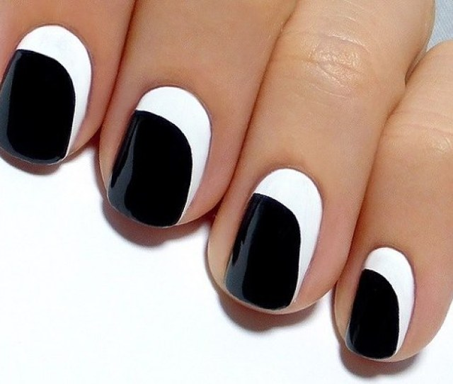 Lazy Girl Nail Art Ideas That Are Actually Easy