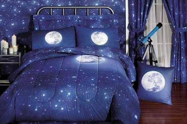 22 galactic-themed bedroom items that are out of this world