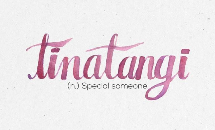 """""""Tinatangi"""""""