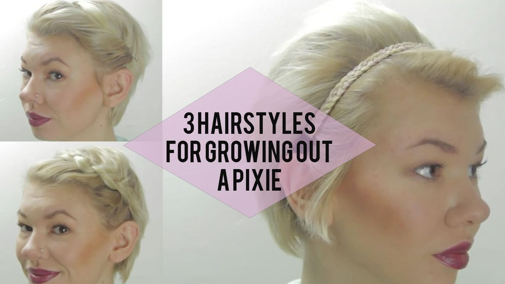 17 Things Everyone Growing Out A Pixie Cut Should Know