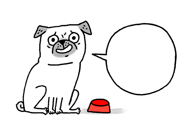 Make Your Own Pug Comic, Because Pugs