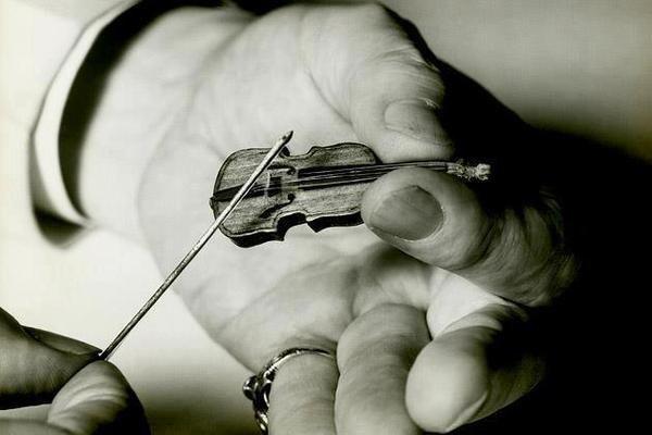 Image result for tiny violin meme