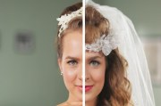 over 50 years of wedding hairstyles