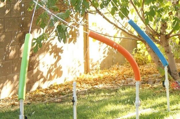 19 backyard water games