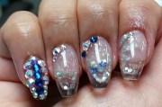 """aquarium nails"""