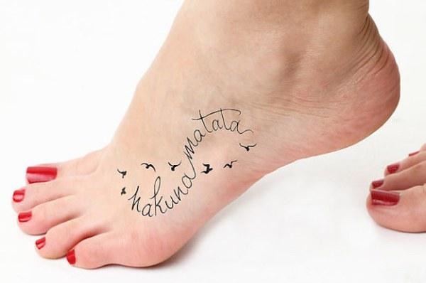 disney-inspired temporary tattoos