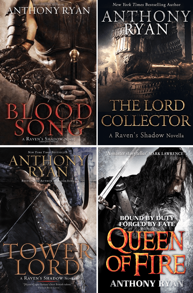 Best Fantasy Books Ever : fantasy, books, Fantasy, Series, Written
