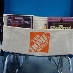 Classroom Organizer Chair Covers Dining In Australia 35 Cheap And Ingenious Ways To Have The Best Ever 1 Buy Canvas Work Aprons Turn Them Into Seat Sacks