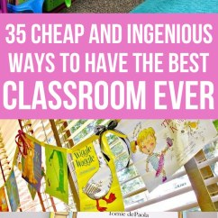 Diy Classroom Chair Covers Office Dimensions Cm 35 Cheap And Ingenious Ways To Have The Best Ever Share On Facebook