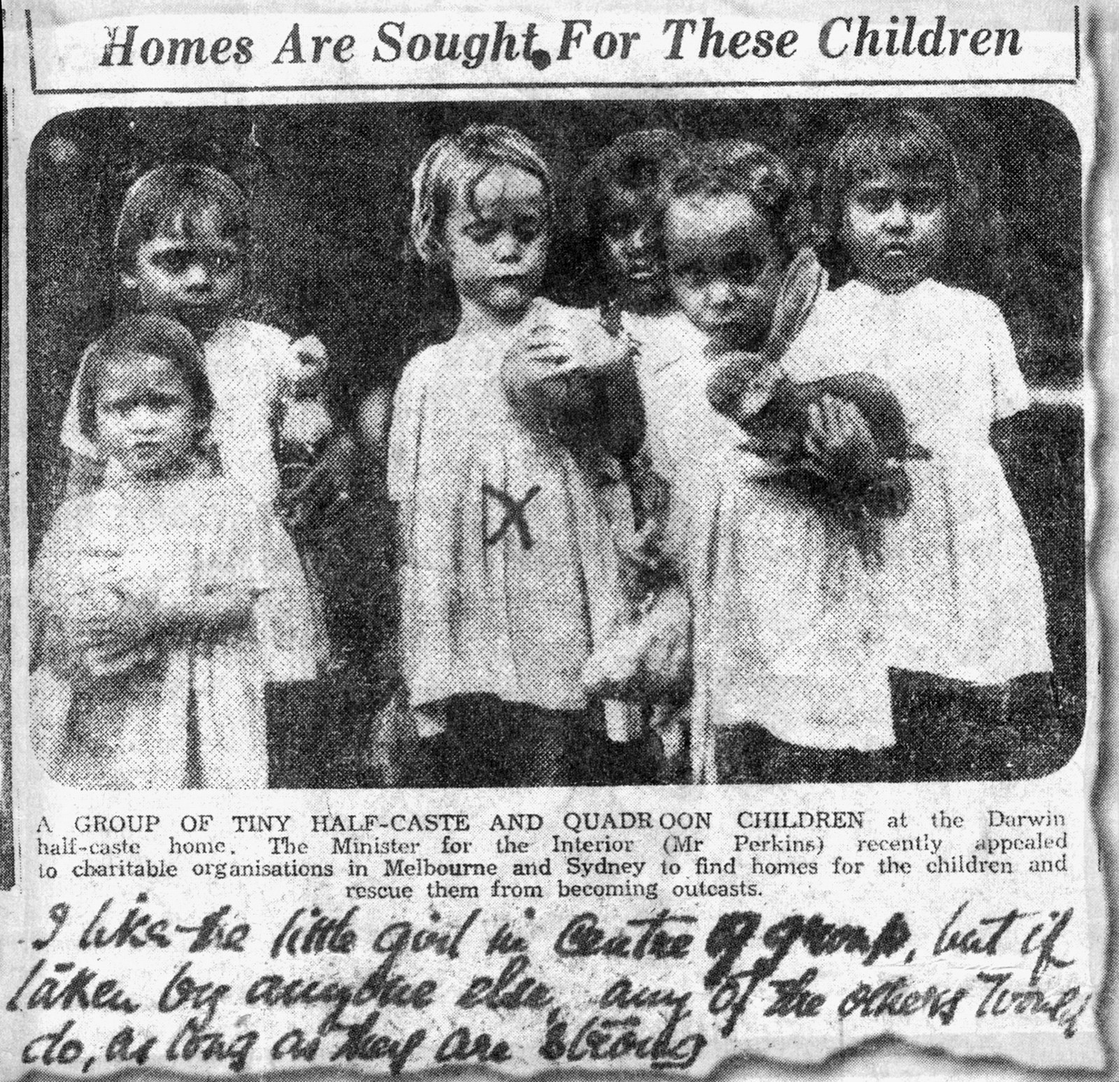 A New Stolen Generation Of Indigenous Children Lost In The